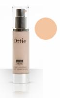 Clear Covering tekutý ochranný make-up č.2 s dlouhotrvajícím a přirozeným efektem - růžovo-béžový 40 ml