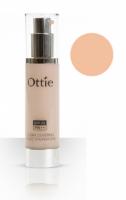 Clear Covering tekutý ochranný make-up č.3 s dlouhotrvajícím a přirozeným efektem - světle béžový 40ml
