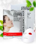 Collagen hypoalergenní esenční pleťová maska 50 kusů