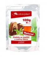 Stevia nekalorické přírodní rostlinné sladidlo v prášku 100g