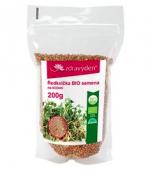 Ředkvička BIO – semena na celoroční klíčení 200g