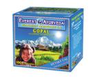 GOPAL himalájský dětský bylinný čaj k uvolnění horních a dolních cest dýchacích 100g