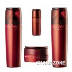 DeAge CRD Red-Addition dárková kazeta revitalizační kosmetiky s extrakty z červeného ovoce 4 ks